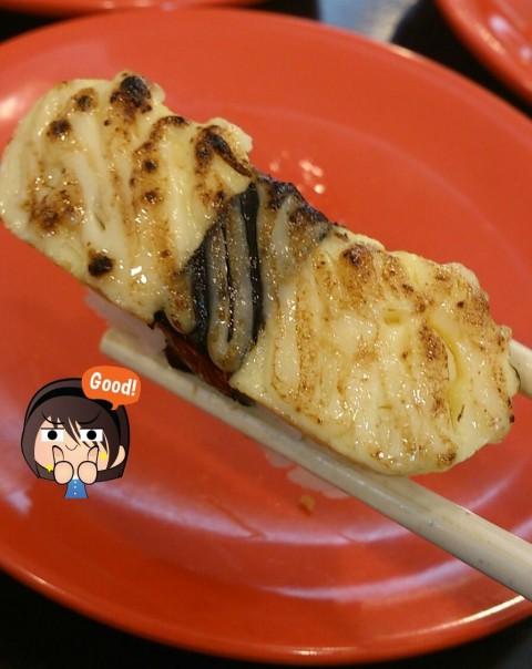 love the mentaiko sauce!!